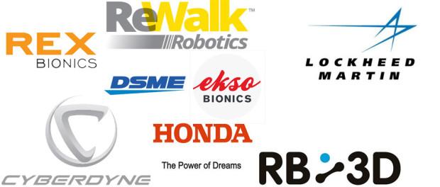 List Of Exoskeleton Companies Businesses And Startups Exoskeleton