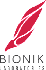 Bionik Laboratories Company Logo
