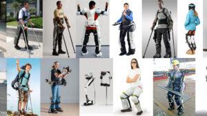 15 Commercial Exoskeletons in Development at the Start of 2015
