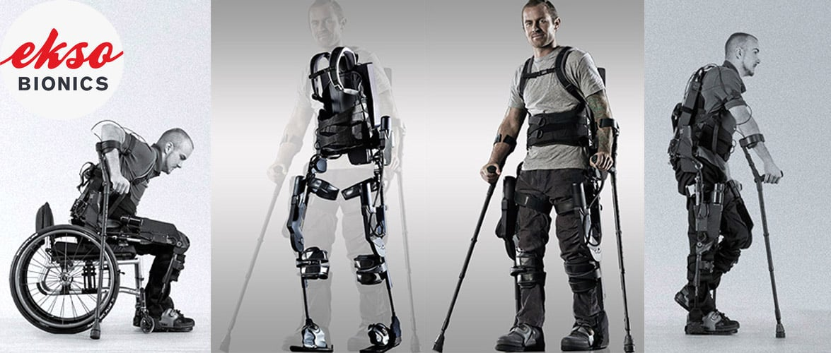 Ekso GT by Ekso Bionics
