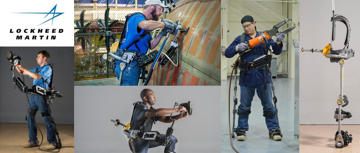 From Hulc To Mantis To Fortis Exoskeleton Development