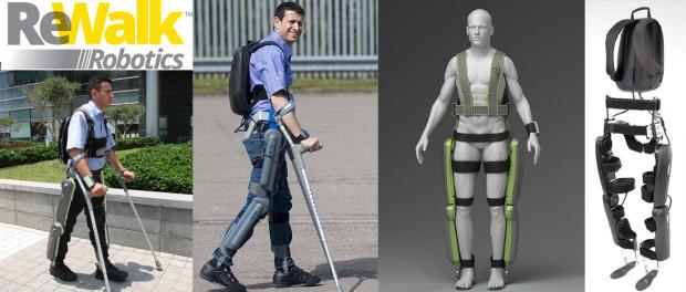 ReWalk Exoskeleton by ReWalk Robotics