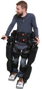 REX exoskeleton, source: RexBionics.com