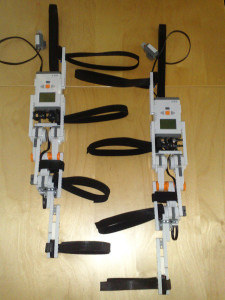 Lego Knee Exoskeleton
