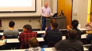 RI Seminar: Steve Collins Prosthesis and exoskeleton emulators for rapid evaluation... / Youtube