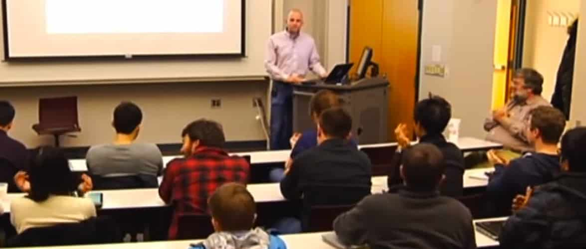 RI Seminar: Steve Collins Prosthesis and exoskeleton emulators for rapid evaluation... / Youtube