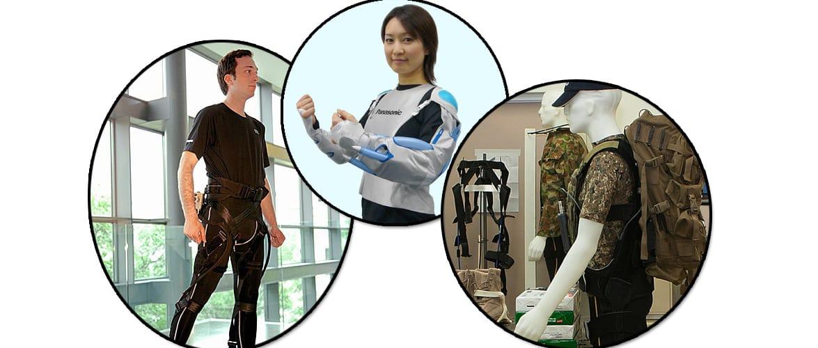 Soft Exoskeletons and Exosuits