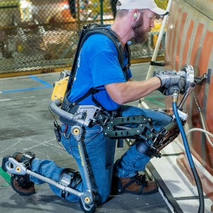 FORTIS Passive Exoskeleton by Lockheed Martin , i.imgur.com