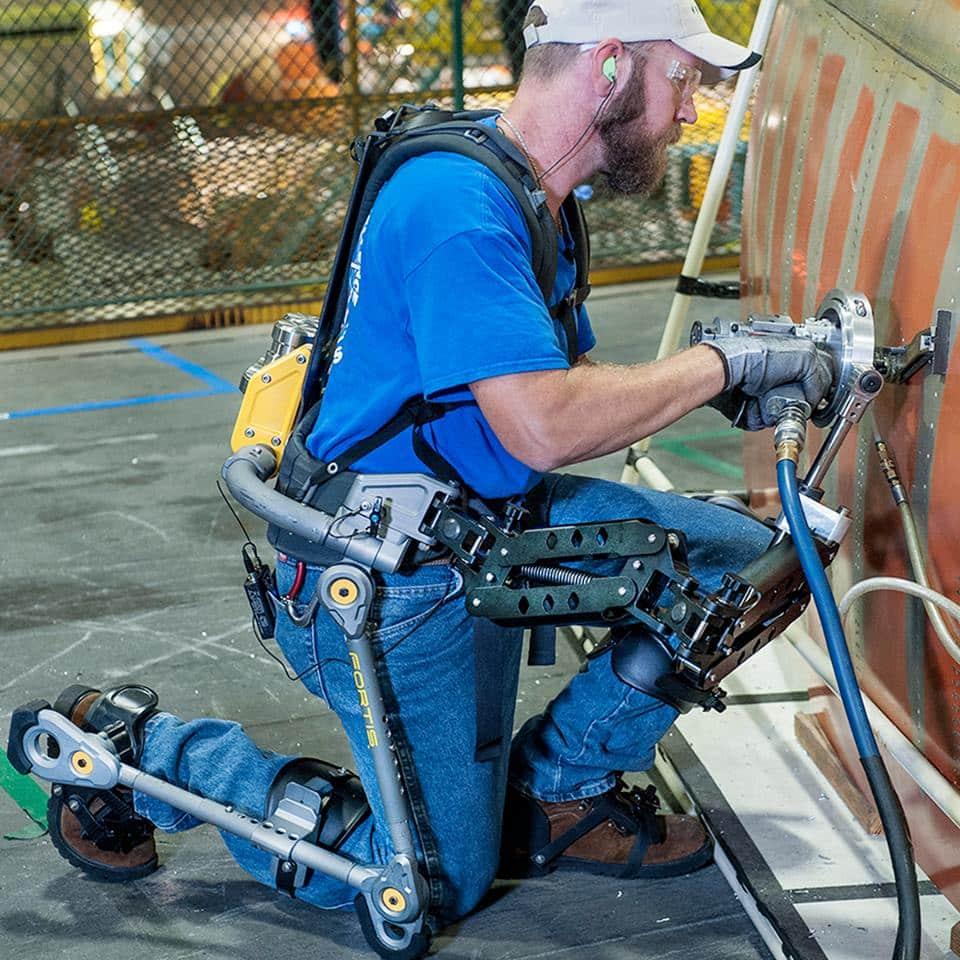 bf98f6b56c FORTIS Passive Exoskeleton by Lockheed Martin , i.imgur.com