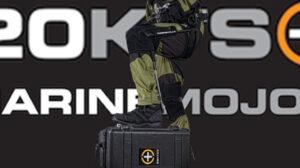 Marine Mojo, 20KTS+