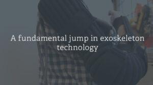 Inflatable Soft Exoskeleton: orthotics.otherlab.com