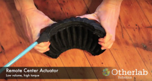 Otherlab Orthotics Remote Center Actuator