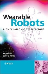 Wearable Robotics Book Cover, Amazon.com
