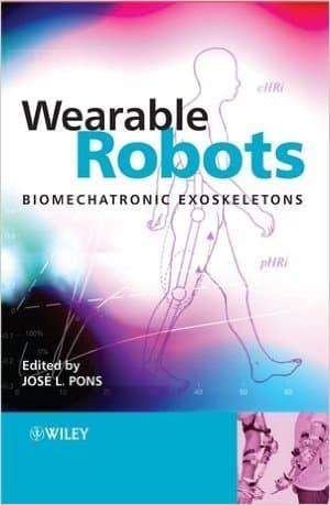 Books On Exoskeletons And Wearable Robotics Exoskeleton Report