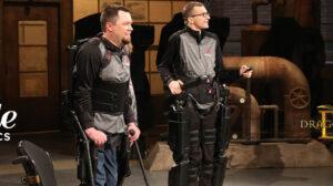 Able Bionics at the CBC Dragons' Den Season 10, Episode 3, Oct 2015
