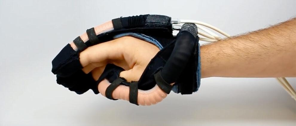 Soft Robotic Hand, Harvard Bio Design Lab, 2014