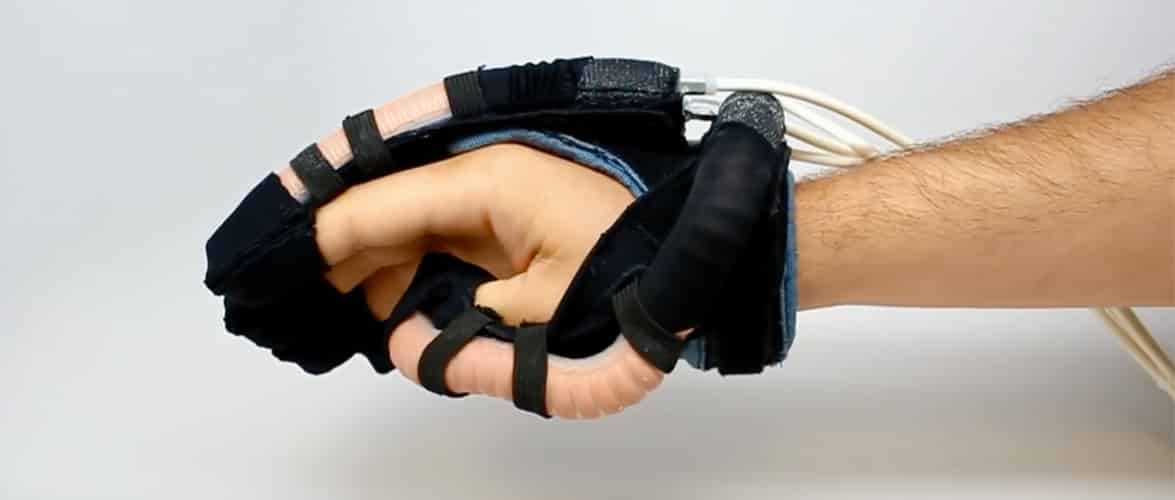 Soft Robotic Hand, Harvard Bio Design Lab, 2014
