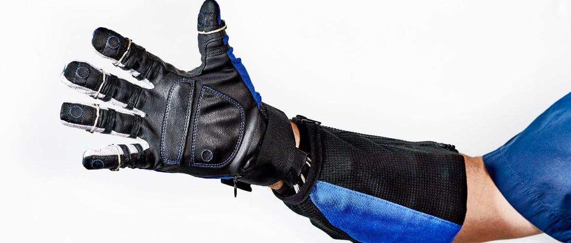 NASA & GM Power Glove, © General Motors via GM Corporate Newsroom