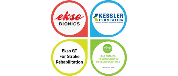 Ekso GT For Stroke Gait Rehabilitation