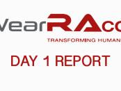 WearRAcon16 Day 1 Report