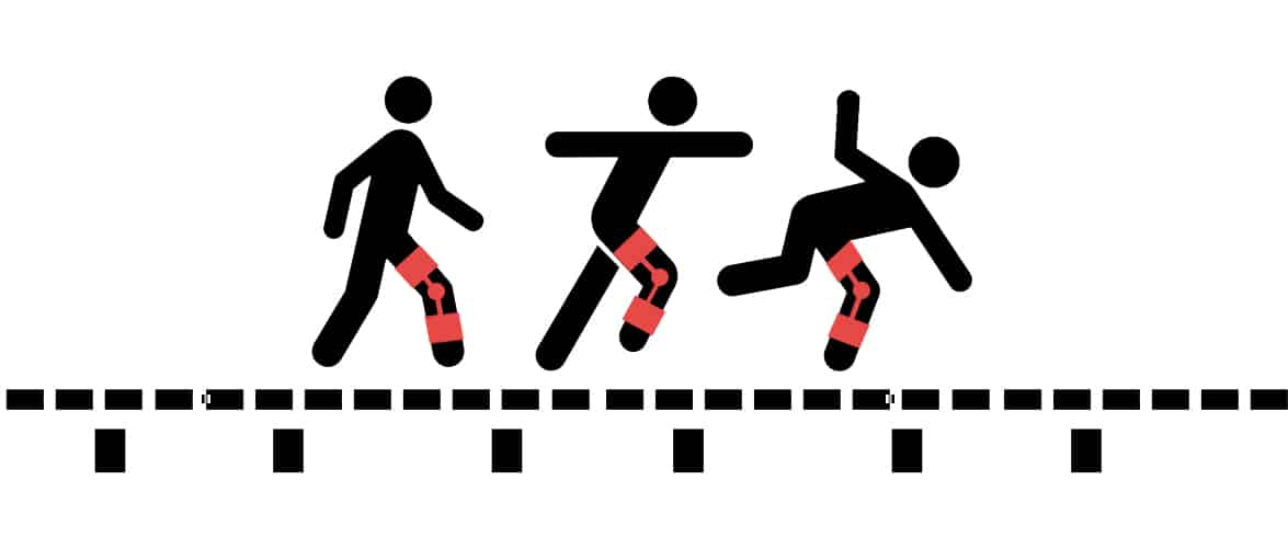 Exoskeletons to Make You Loose Your Balance And Fall