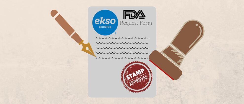 Ekso GT Approved By FDA