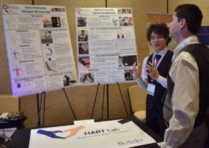 Mobile Sensing for Affordable Human Modelling Robert Matthew, UC Berkeley, HART Lab, WearRAcon16, Tri Dao