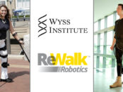 Wyss Institute Announces Collaboration With ReWalk Robotics, Images of ReWalk 6.0 and Wyss Exosuit