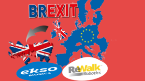 BREXIT Crushing Exoskeleton Companies