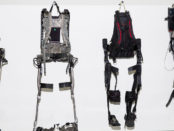 Exoskeletons at Ekso Bionics, Josh Valcarcel, Wired