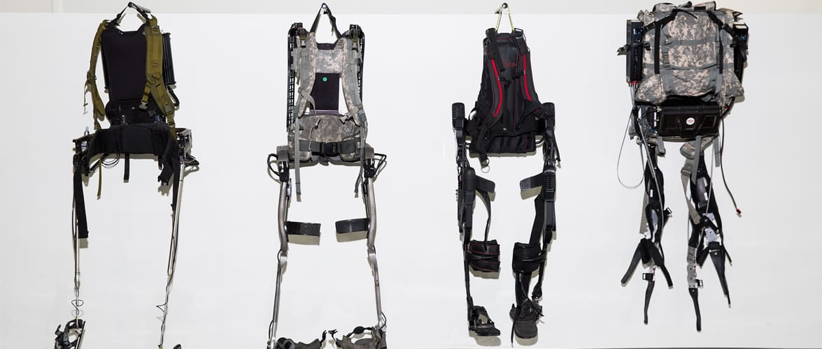 Exoskeletons at Ekso Bionics, Josh Valcarcel, Wired