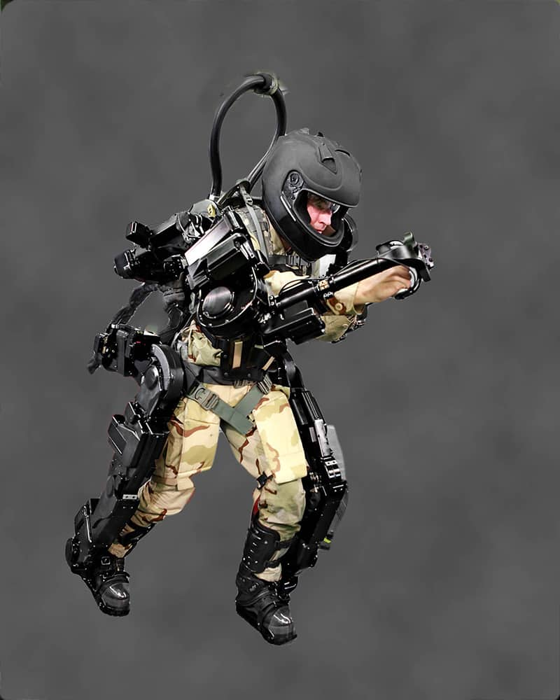 19 Military Exoskeletons into 5 Categories Exoskeleton Report Military Exosuit