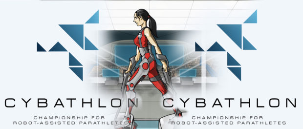 Cybathlon Exoskeleton Teams Featured Image