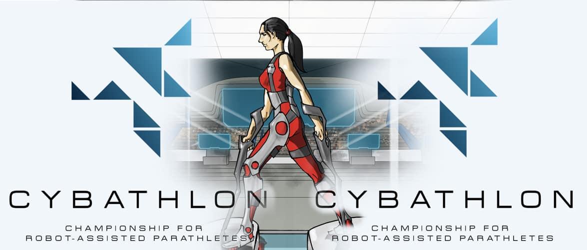 Cybathlon Exoskeleton Teams Featured Image