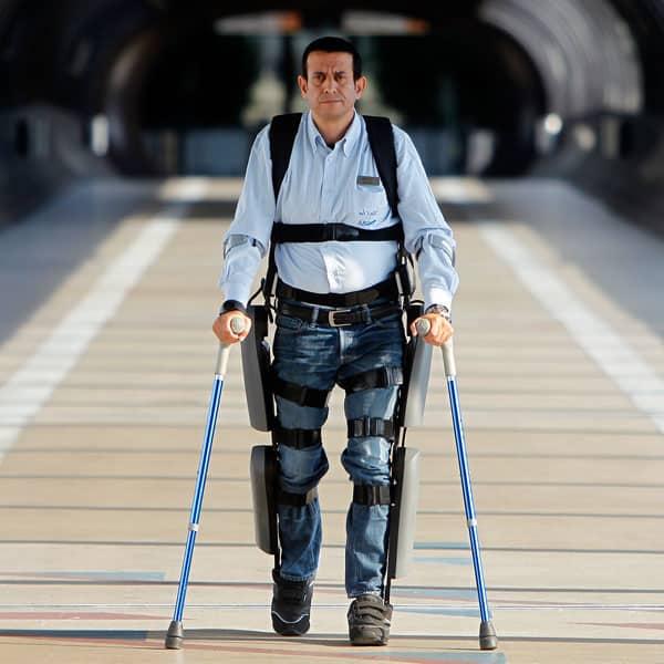 ReWalk Exoskeleton (older version)