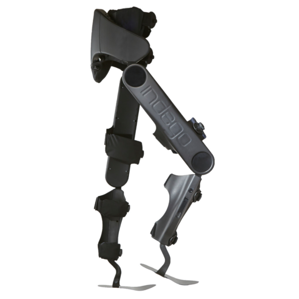 Indego exoskeleton side view via Parker Hannifin Corporation