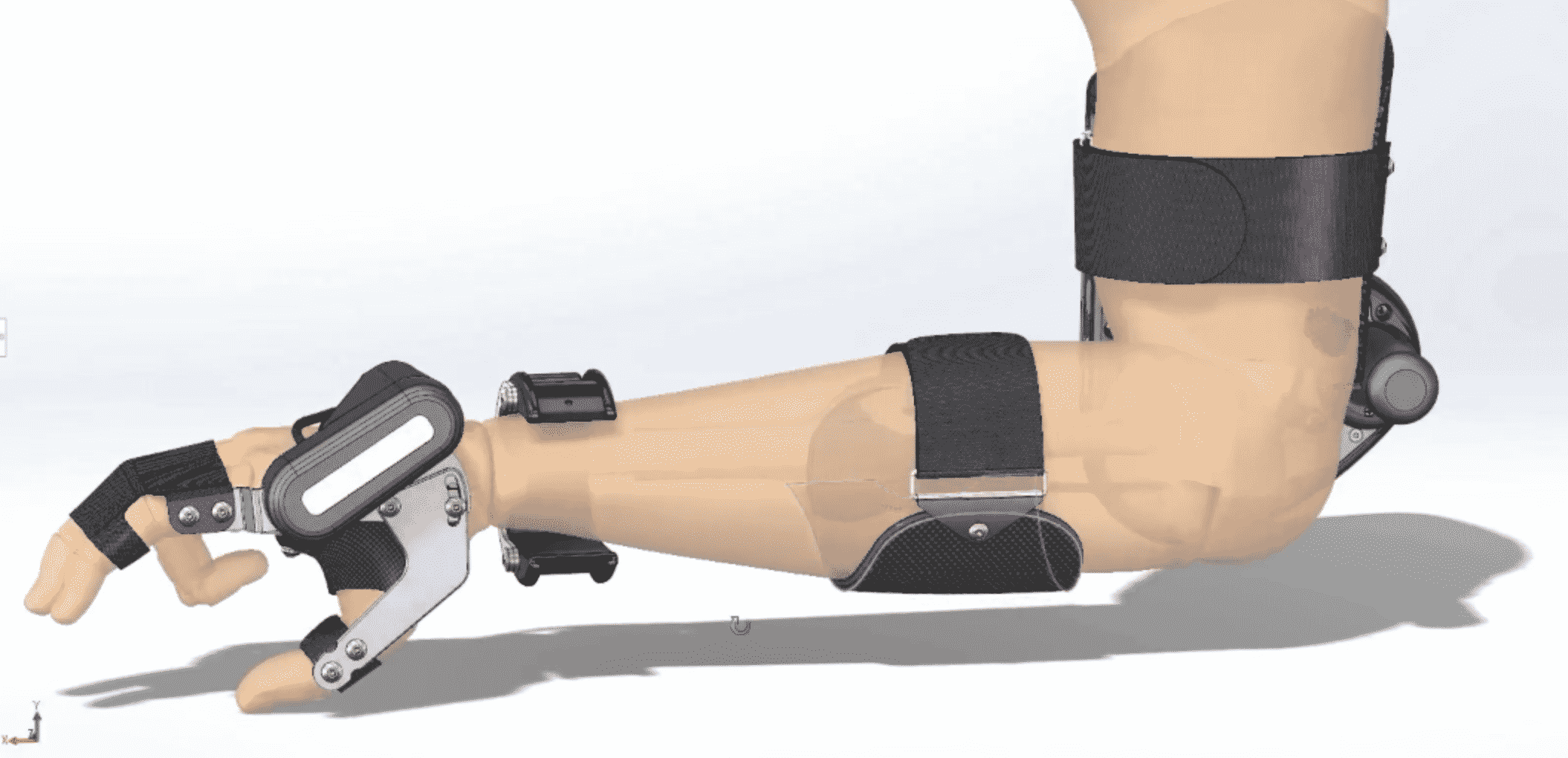 Myopro The Assistive Arm Exoskeleton By Myomo Featured In