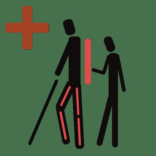Lower Body Mobile Rehabilitation