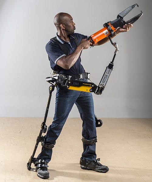 FORTIS Passive Exoskeleton by Lockheed Martin