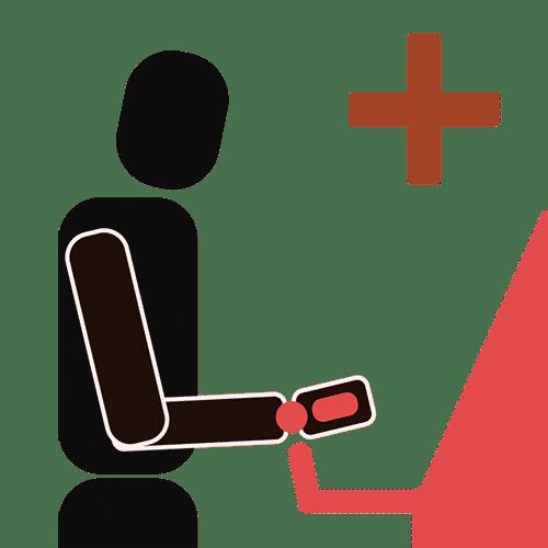 Upper Body Fixed Rehabilitation