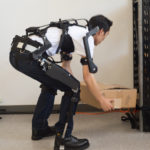 MAX - legX, backX and shoulderX by SuitX combined into a full body exoskeleton for work and industry