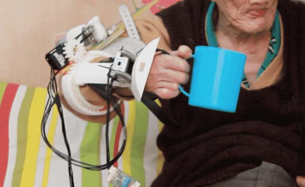 PAULE: Public Affordable Upper Limb Exoskeleton by MedEXO Robotics via WHUB.io
