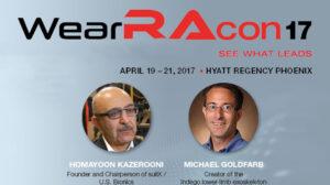 WearRAcon17 Preview, Wearable Robotics Association Conference 2017