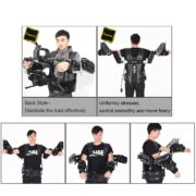 Wieldy Dual Arm Exoskeleton for Camera Support via Camfere