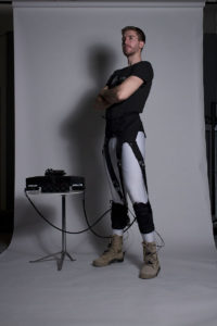Wyss soft exosuit, credit Wyss Institute at Harvard University