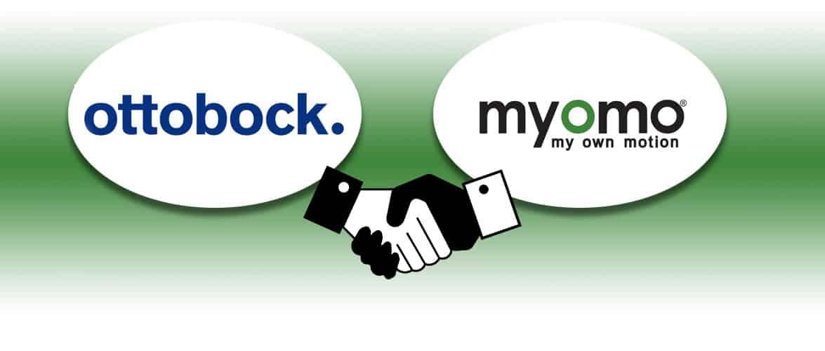 Myomo and Ottobock Global Distribution Agreement