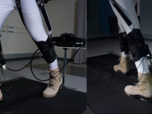 Testing the Wyss Exosuit to its Limits, source: Wyss Institute at Harvard University