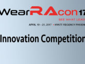 WearRAcon17 Innovation Competition 2017