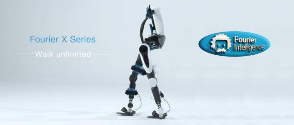Fourier X1 Exoskeleton, courtesy of Fourier Intelligence
