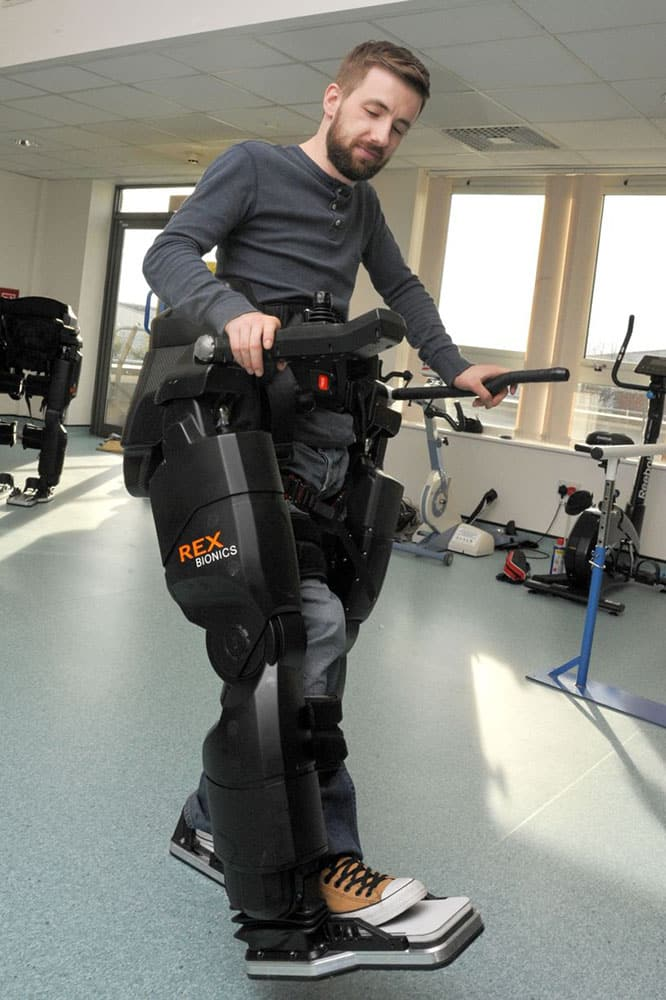 Just What Exactly Is An Exoskeleton Anyways Exoskeleton